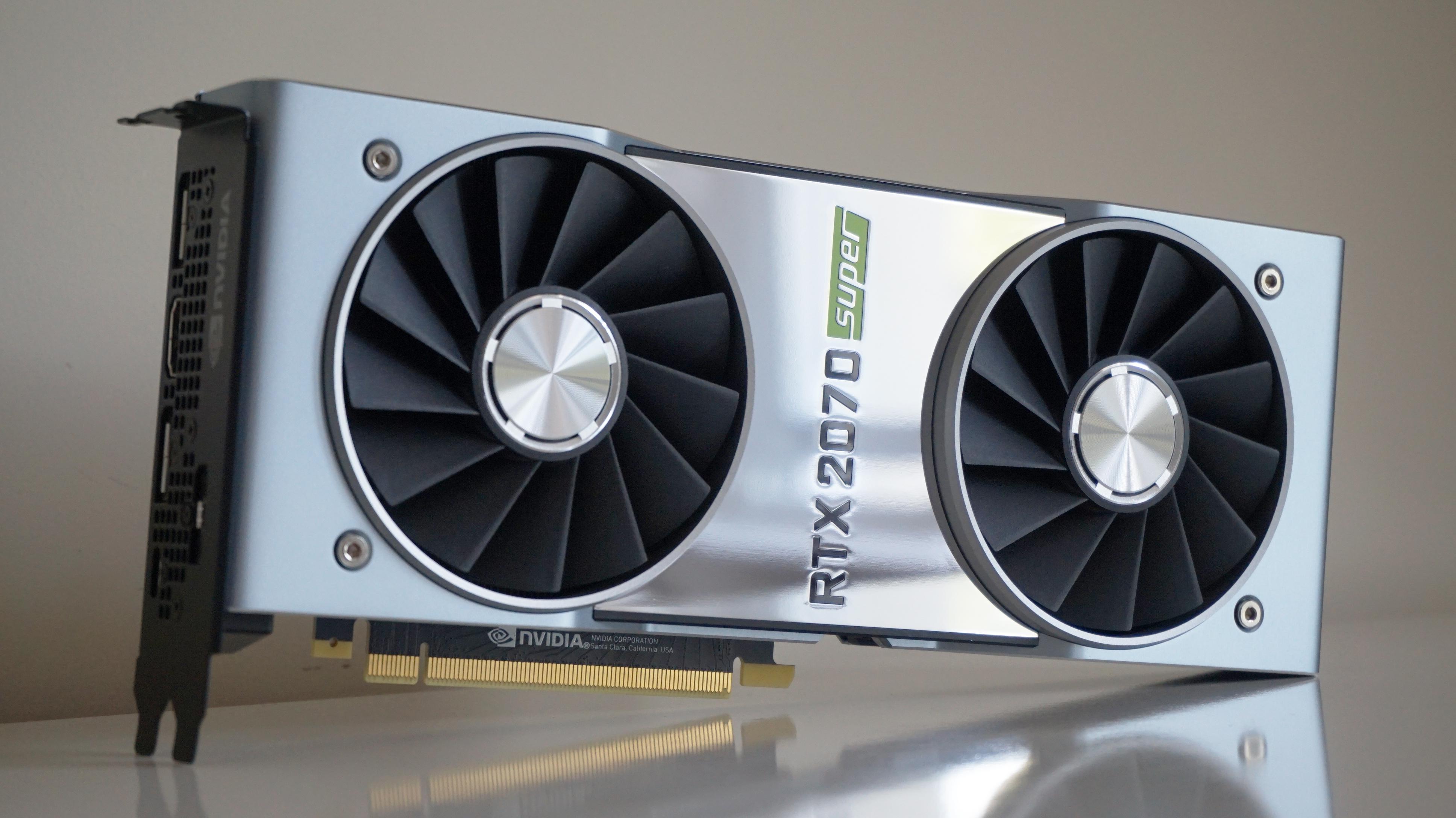 Nvidia GeForce RTX 2070 Super review | Rock Paper Shotgun