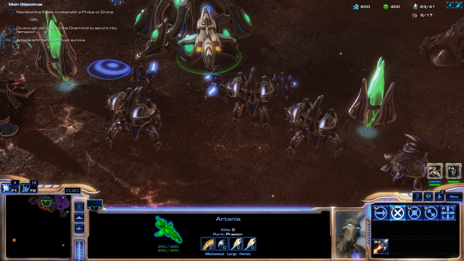 StarCraft 2 mod Mass Recall is a full remake of the first | Rock