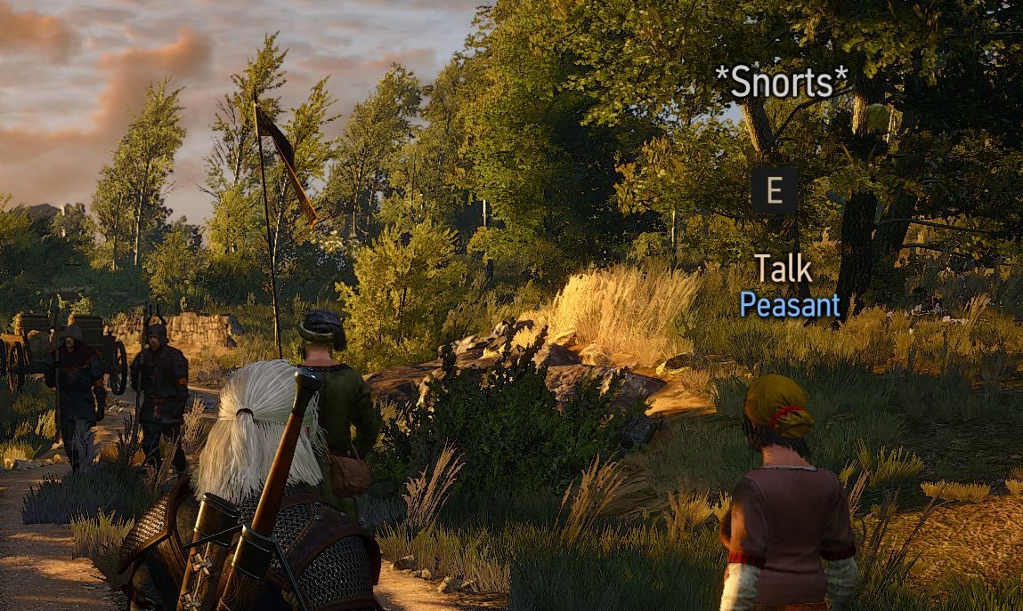 This Witcher 3 HD texture mod is impressive? | Rock Paper