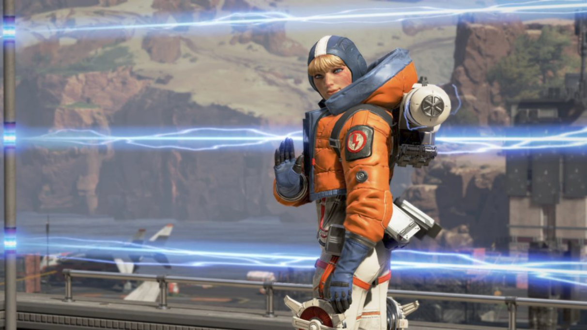 Apex Legends Wattson abilities - Passive