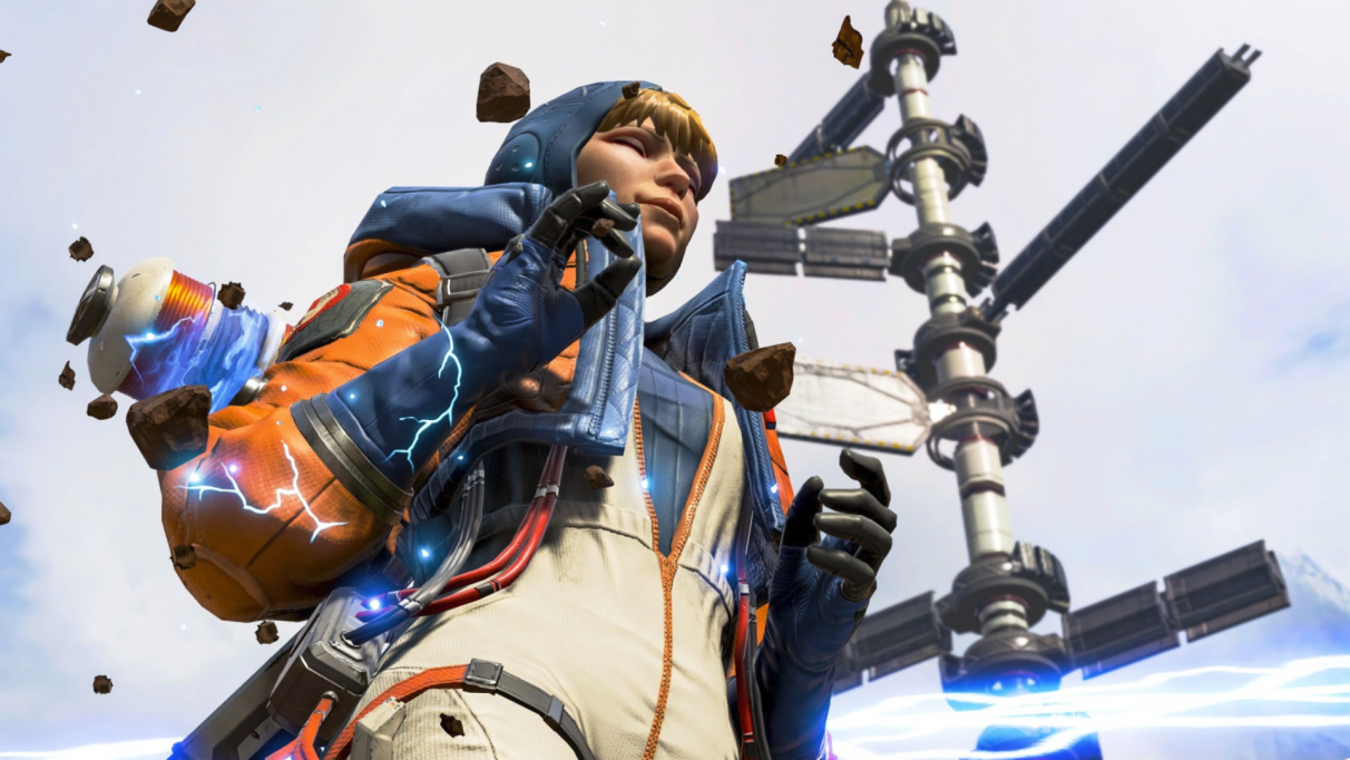 Apex Legends characters guide - abilities, hitboxes, tips