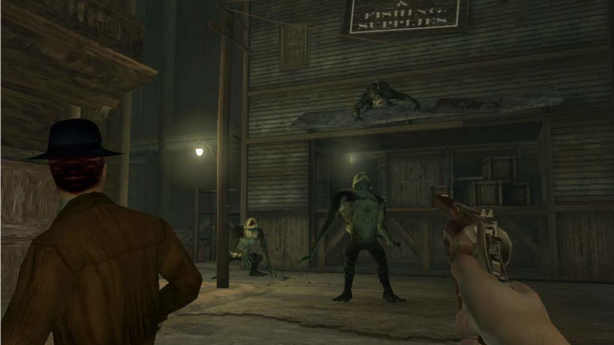 Have You Played Call Of Cthulhu Dark Corners Of The Earth