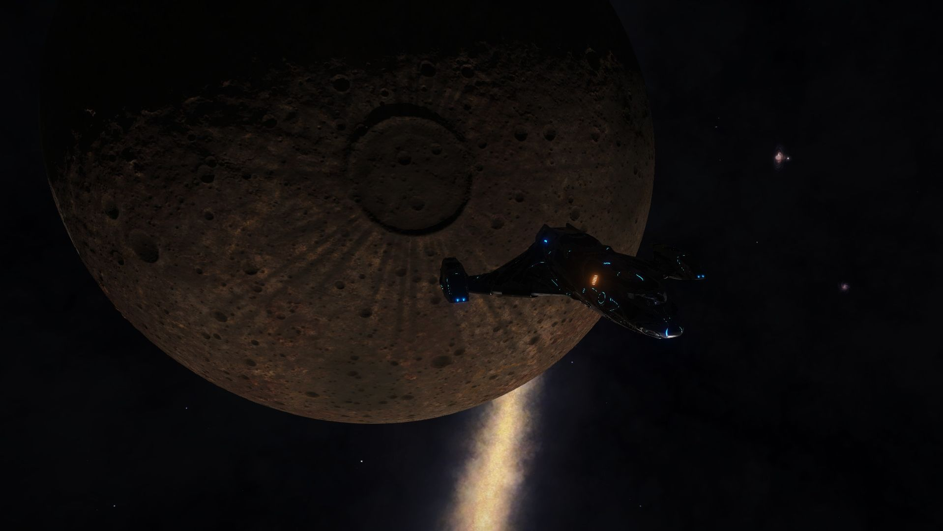 At the end of a five-month Elite Dangerous expedition, I