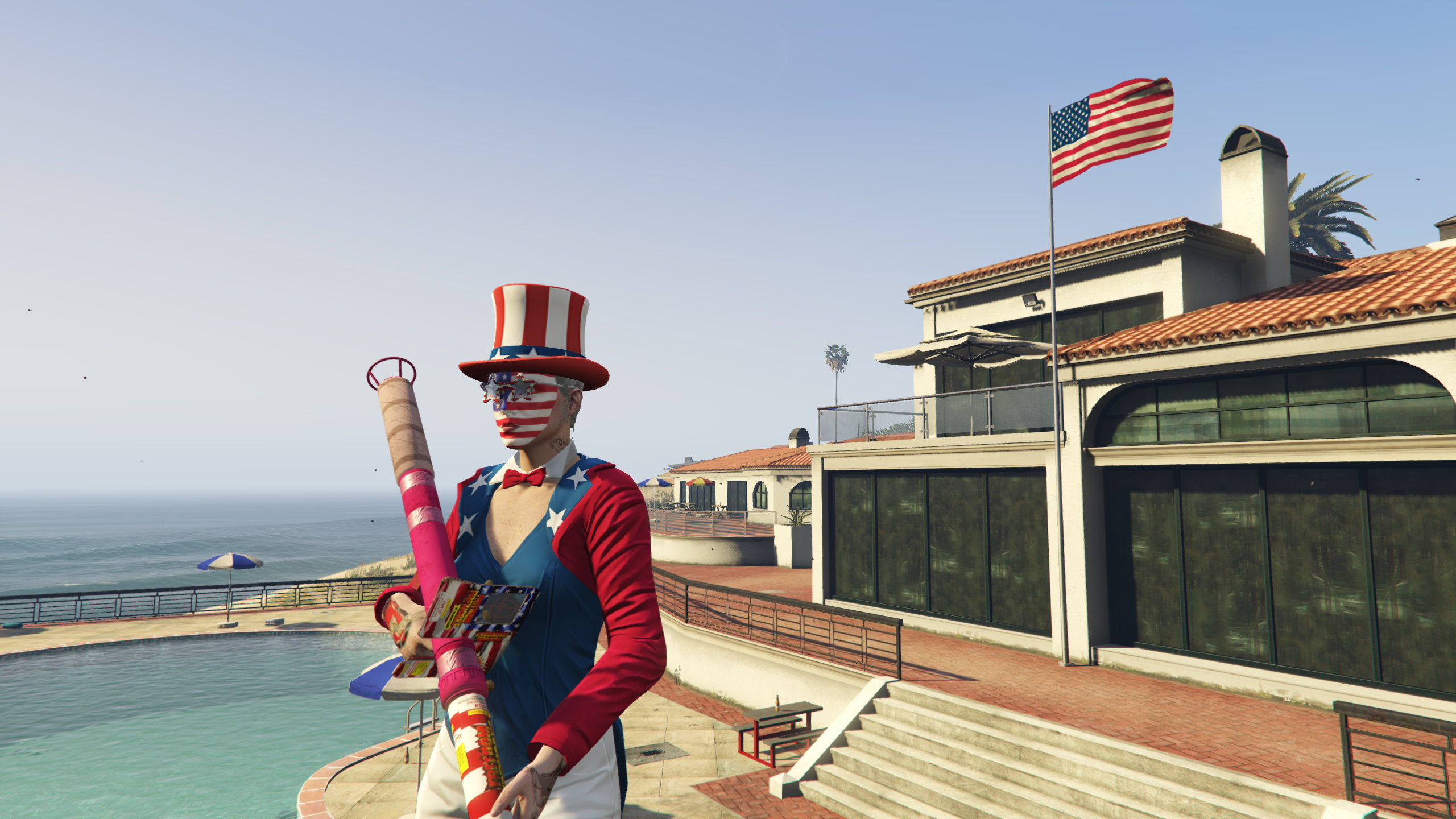 GTA Online's Independence Day is as explosive as ever | Rock Paper