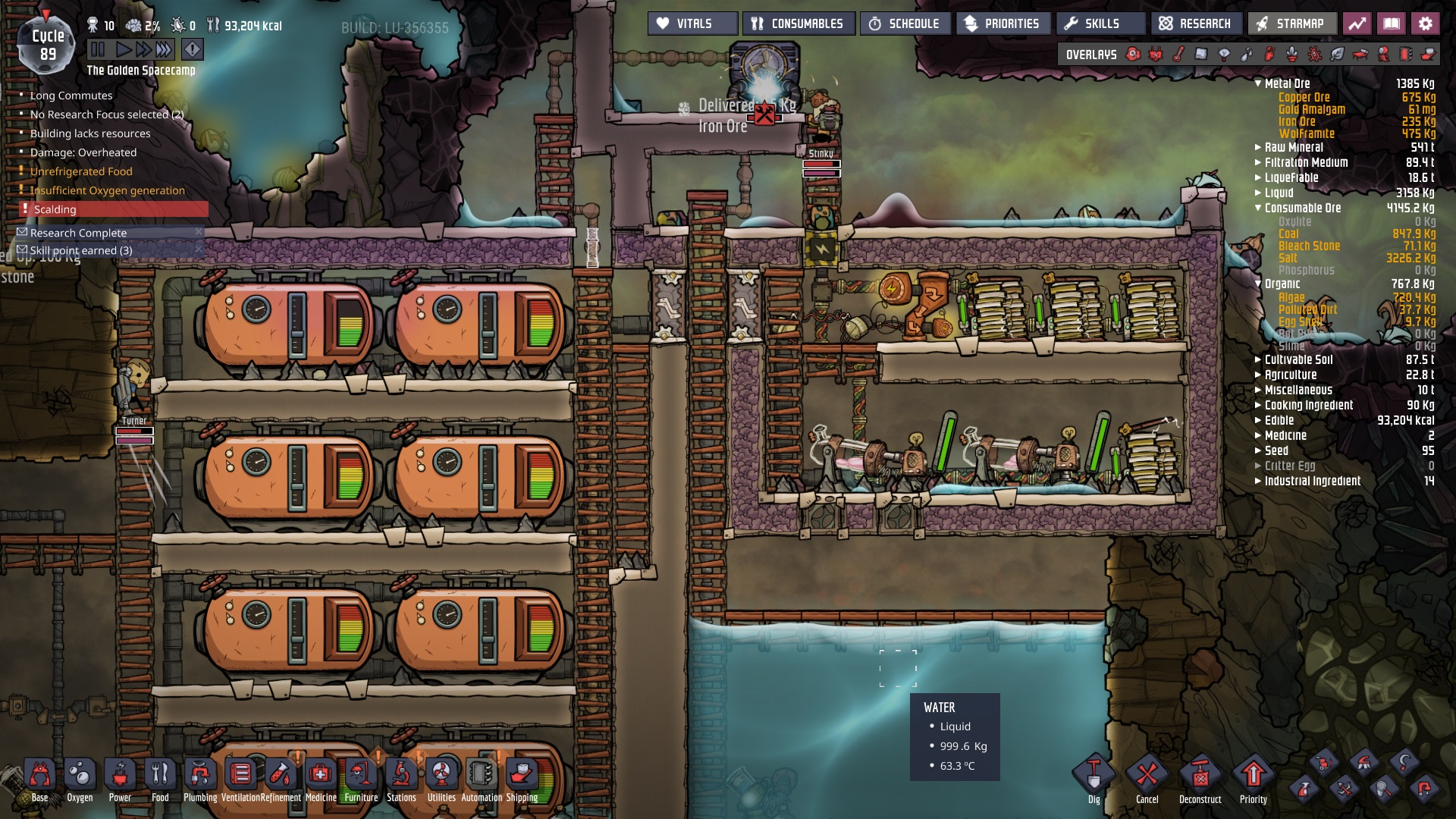 Oxygen Not Included review | Rock Paper Shotgun