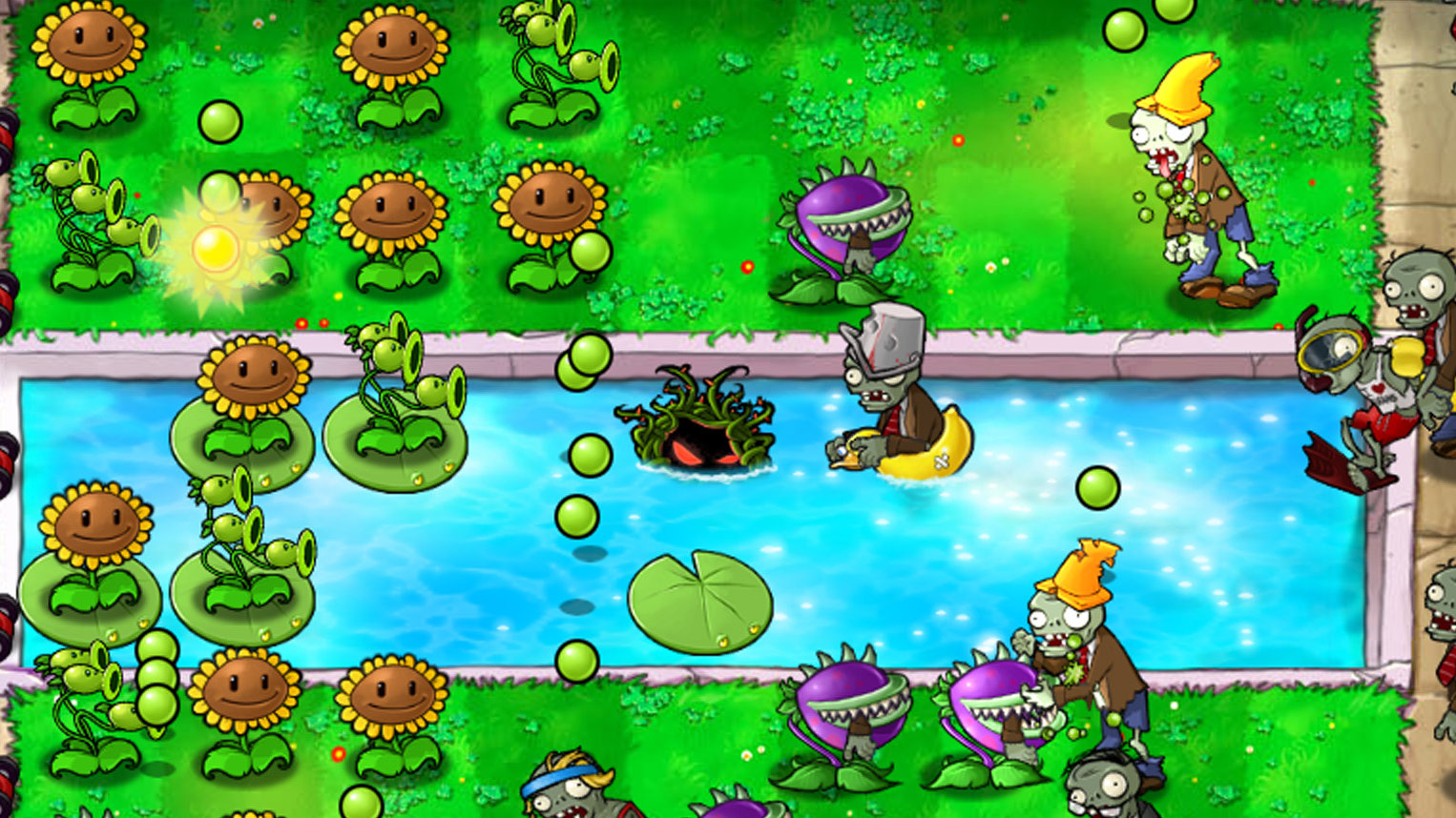 Plants Vs. Zombies 3 announc- oh for… it's a chuffing mobile game | Rock Paper Shotgun