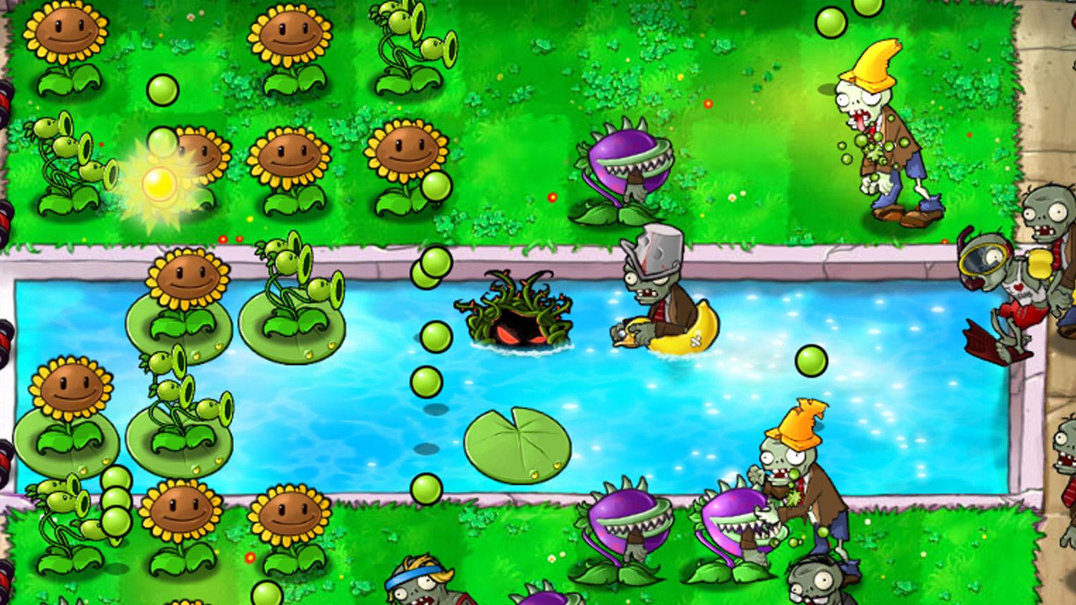 Resultado de imagen para Plants vs Zombies 3