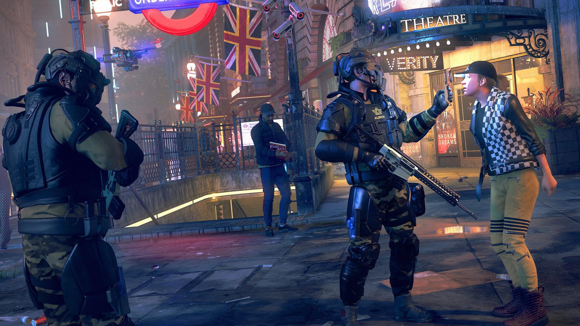 Ubisoft delay Watch Dogs Legion, Rainbow Six Quarantine, and Gods & Monsters