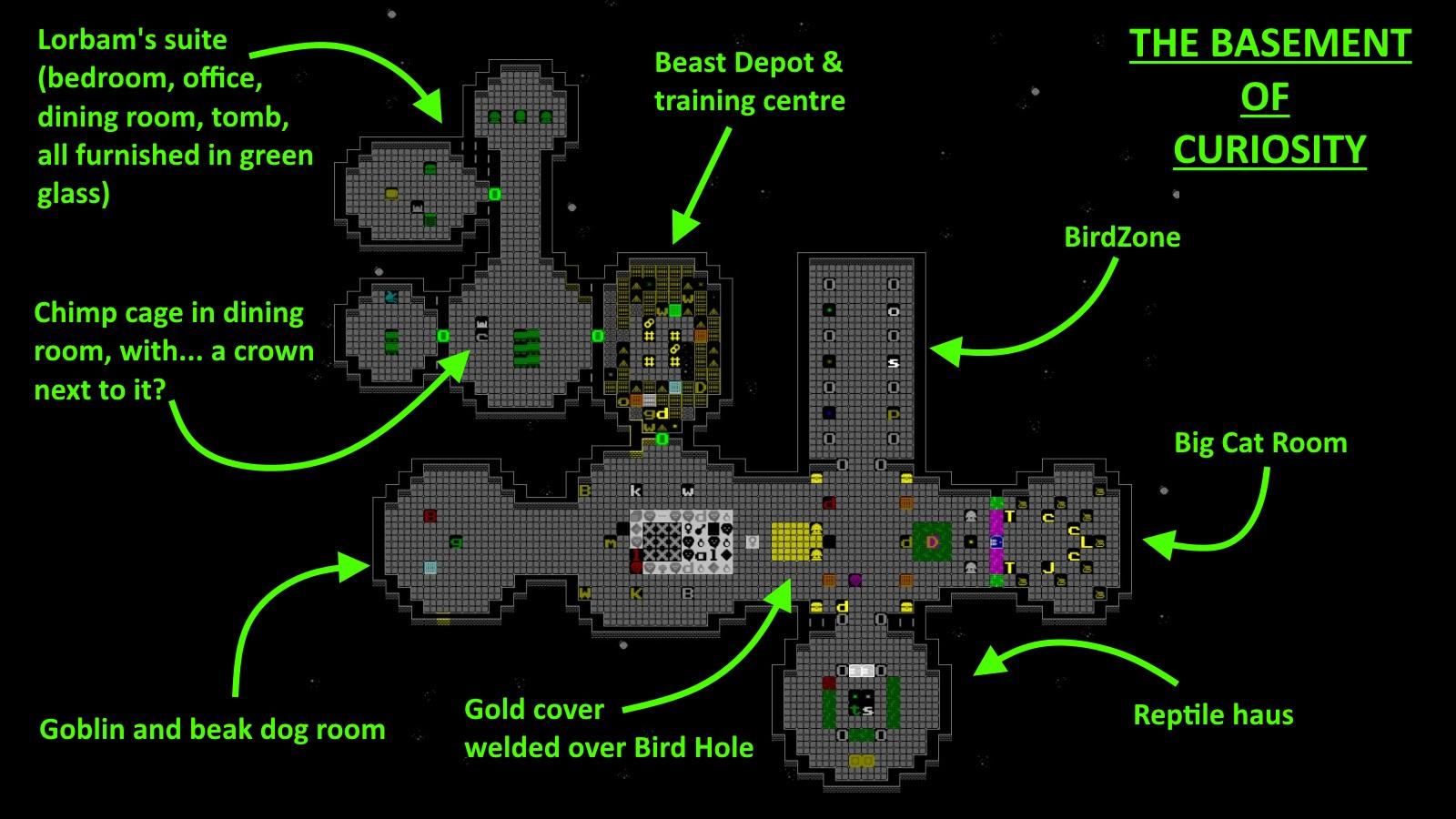 The Basement Of Curiosity Episode Seventeen Rock Paper Shotgun