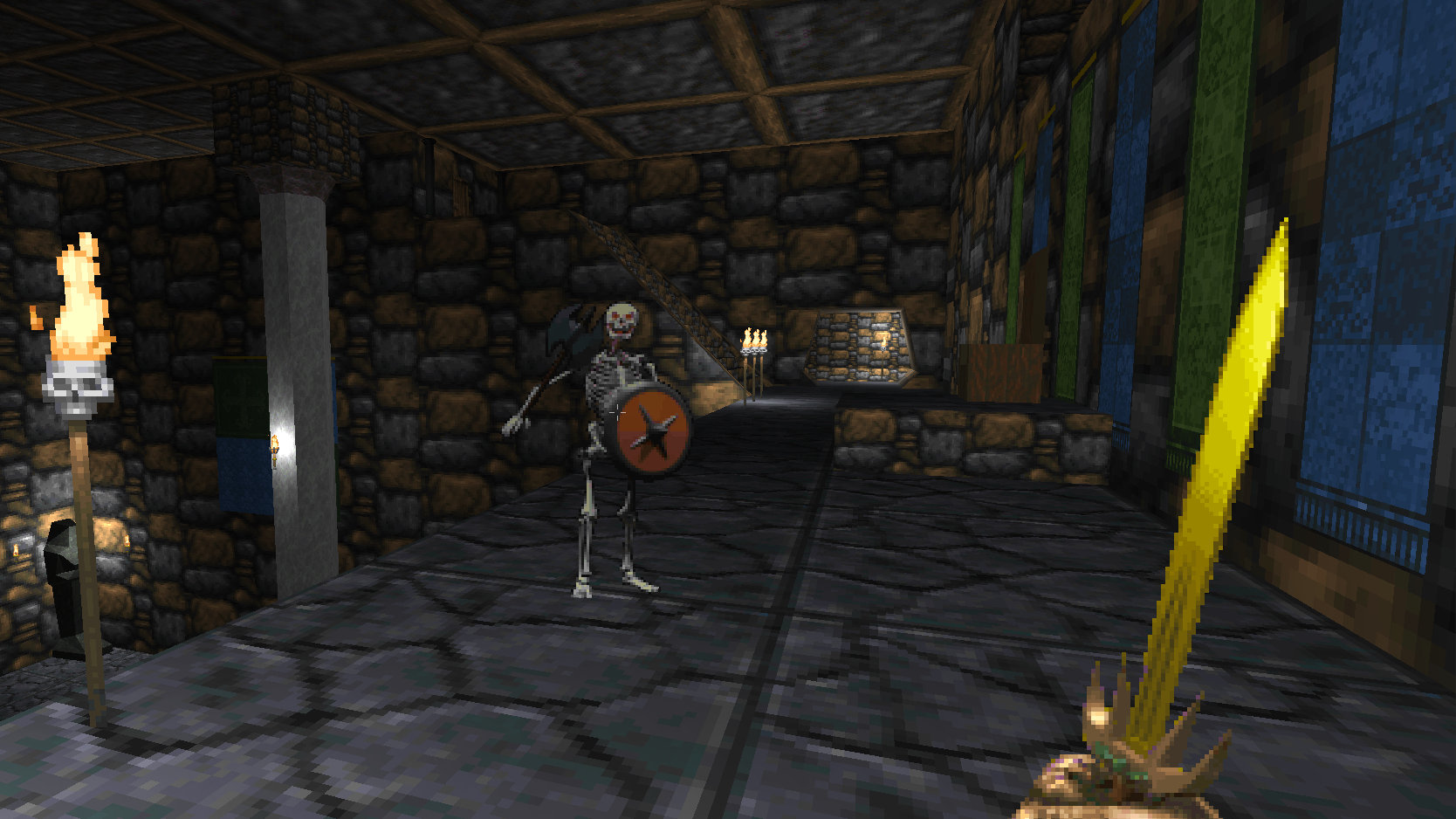 Daggerfall Unity makes playing Bethesda's classic way easier