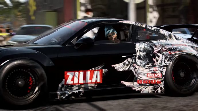Need For Speed Heat Zilla