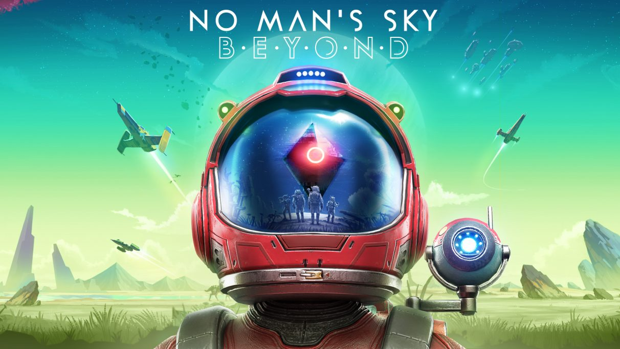 No Man's Sky Beyond update