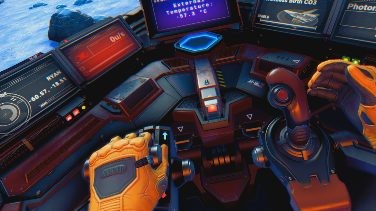 No Man's Sky VR support in Beyond