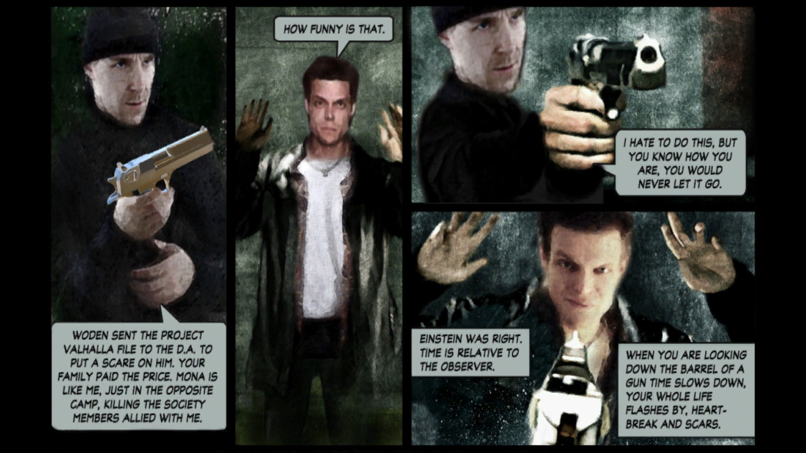 The Best Max Payne 2 Mods Rock Paper Shotgun