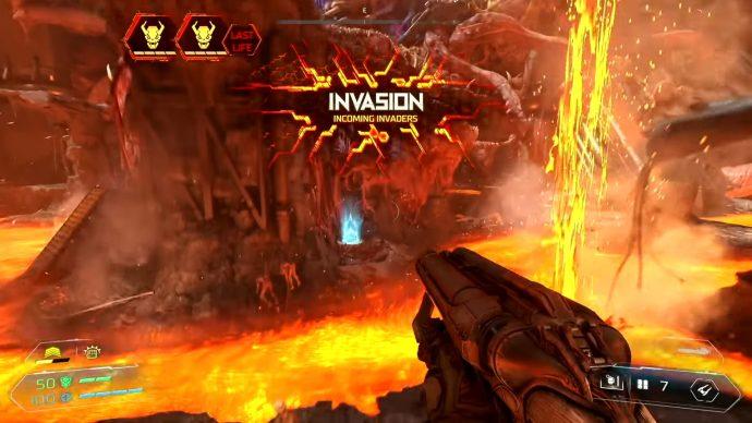 Doom Eternal Invasion