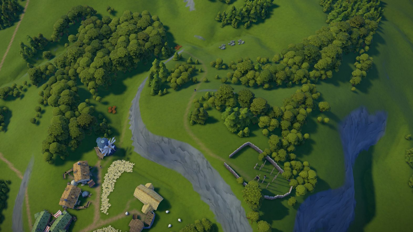 Foundation Polymorph Games lovely medieval city builder foundation has been updated, so