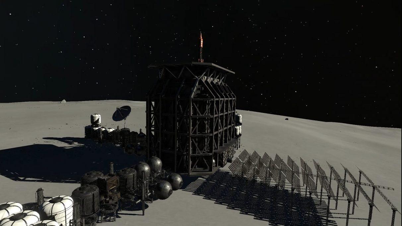 Kerbal Space Program 2 colonies