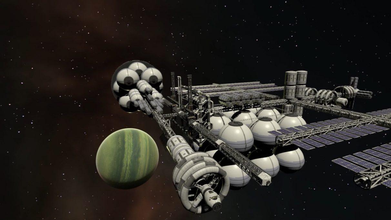 Kerbal Space Program 2 interstellar travel and next generation technology