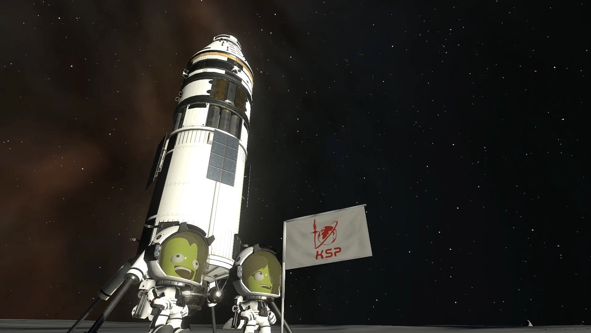 Picture of: Kerbal Space Program 2 Announced Rock Paper Shotgun