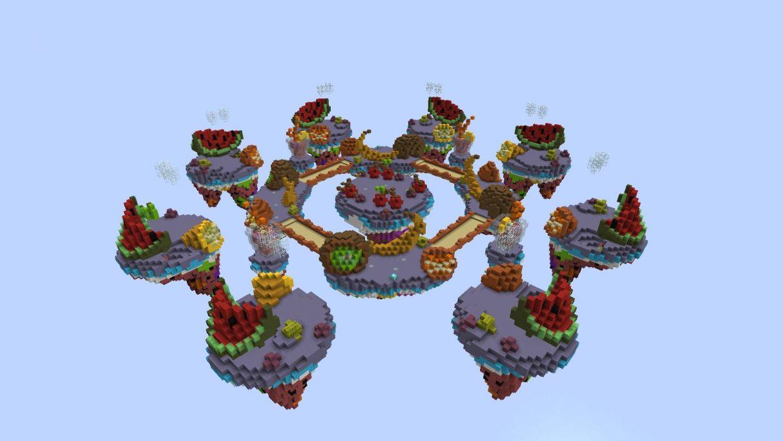 Minecraft servers - Best Minecraft minigame servers - CubeCraft
