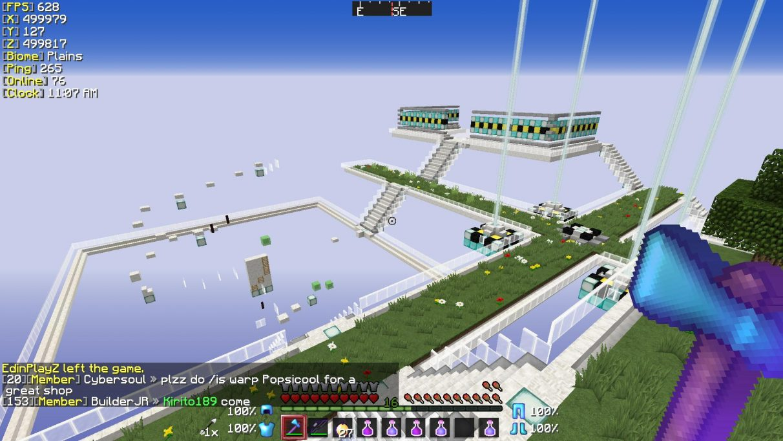 Minecraft servers - Best Minecraft minigame servers - ExtremeCraft