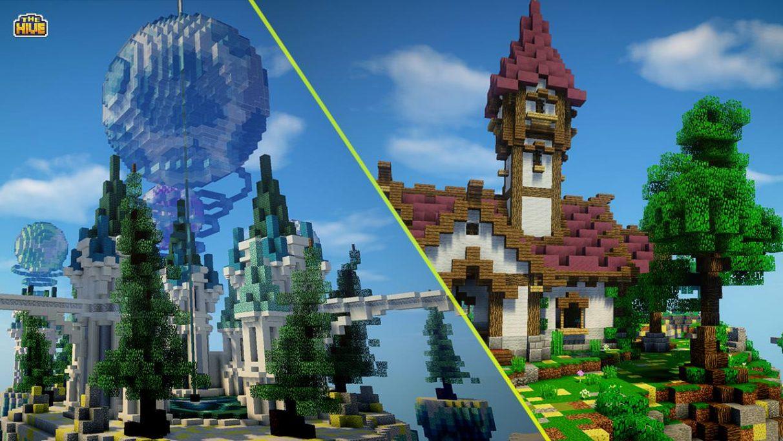 Minecraft servers - Best Minecraft minigame servers - HiveMC