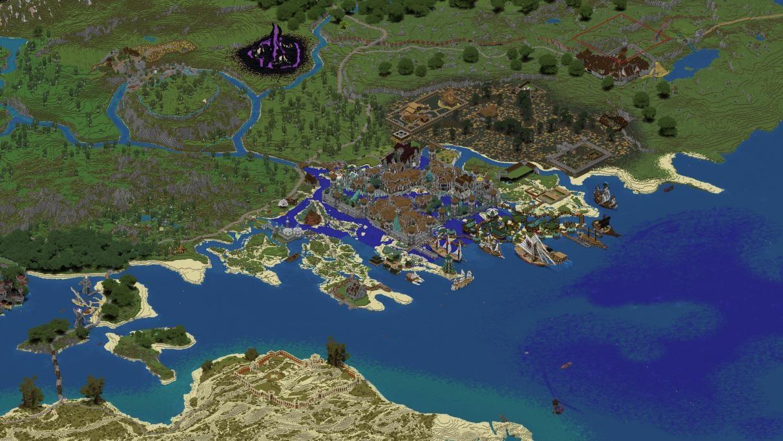 Minecraft servers - Best Minecraft survival servers - Lord of the Craft
