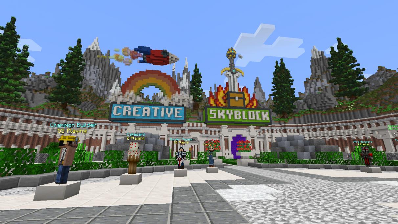 Minecraft servers - Best Minecraft minigame servers - MCCentral