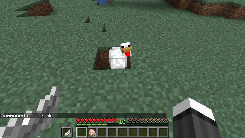 Minecraft server commands