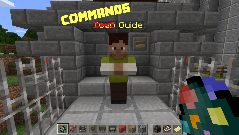 Minecraft console commands and cheats  Rock Paper Shotgun