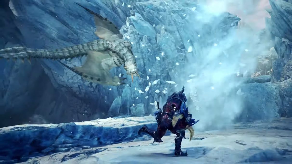 Monster Hunter World Iceborne Pc Release Date Confirmed Free