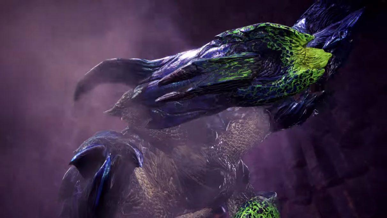 Monster Hunter World Iceborne Brachydios