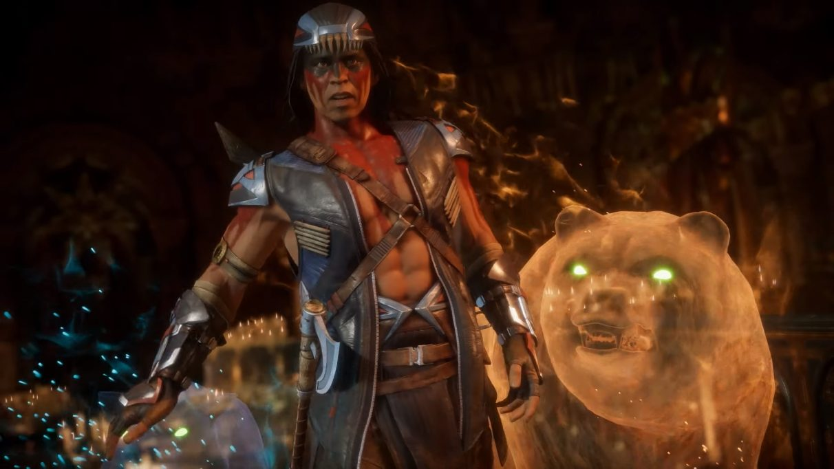 Mortal Kombat 11 Kombat Pack – Nightwolf release date, Spawn, Sindel