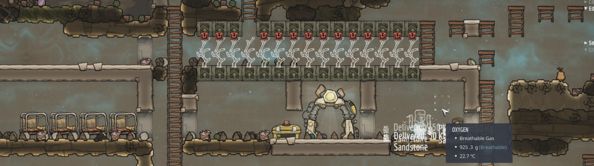 Oxygen Not Included Guide How To Ace Your First 30 Cycles In Oni Rock Paper Shotgun