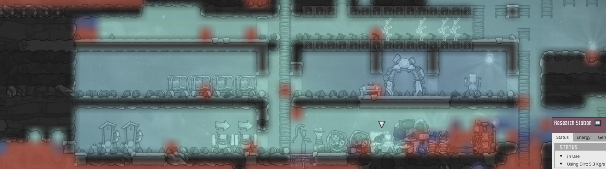 Oxygen Not Included guide - Cycle 5 end