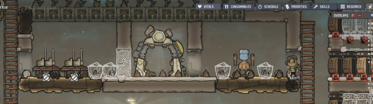Oxygen Not Included guide - Cycle 9 mid