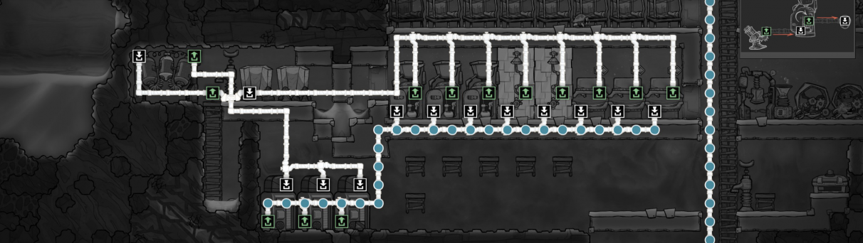 Oxygen Not Included guide - plumbing