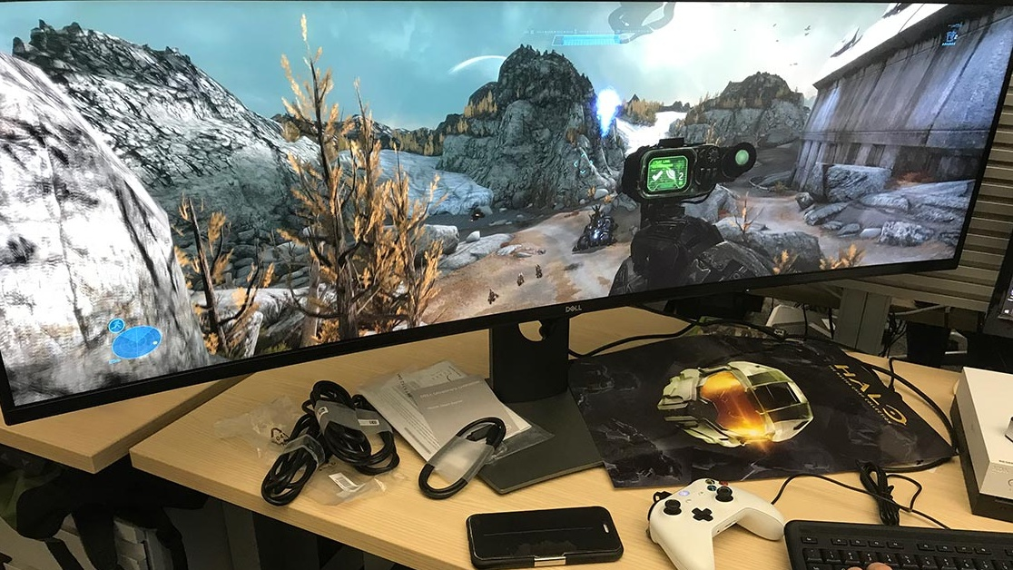 Halo: Master Chief Collection has ultra-wide monitor support