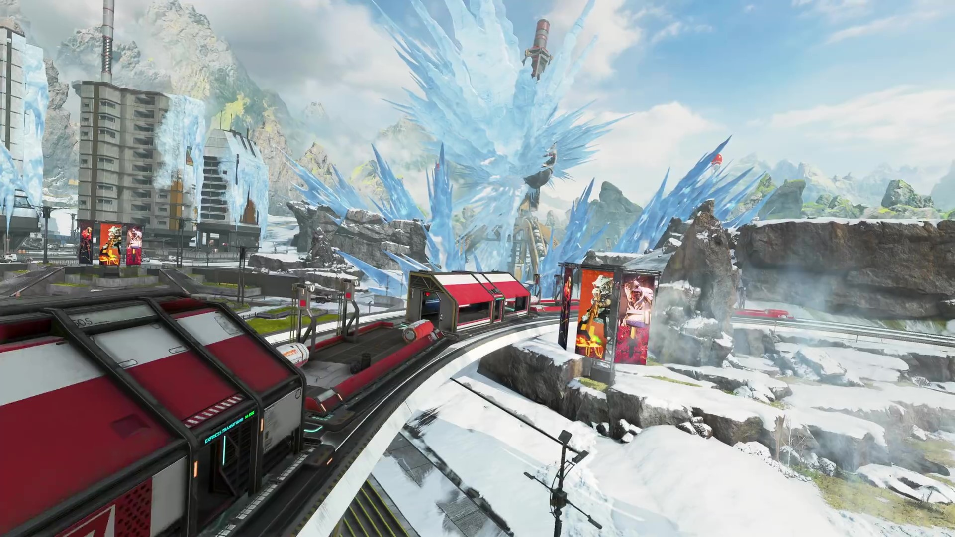 So hot it's cool, so cool it's hot: Apex Legends's new map and new season arrive today