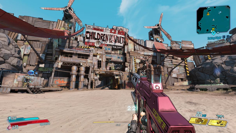 Borderlands 3 graphics Ultra