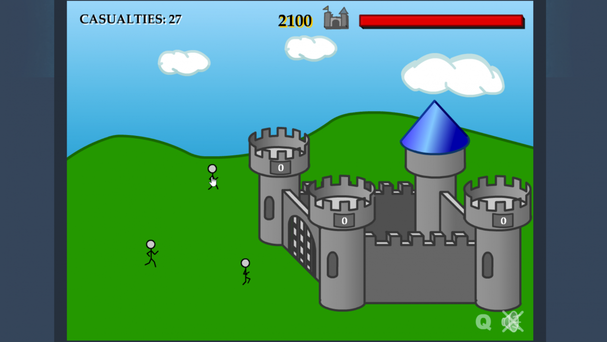 Have you played… Defend Your Castle?