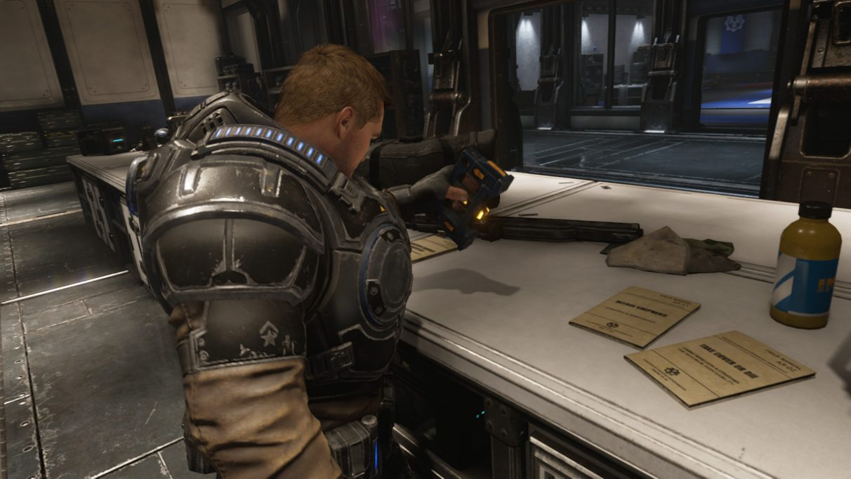 Gears 5 collectibles guide – all collectible and component locations