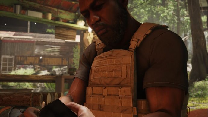 Ghost Recon Breakpoint Bivouac