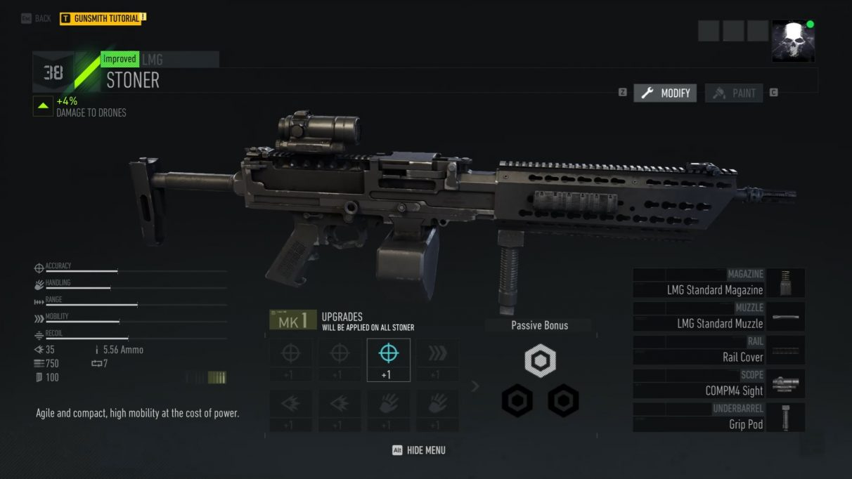 Ghost Recon Breakpoint guns – best sniper rifle, how to upgrade your weapons