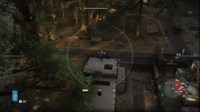 Ghost Recon Breakpoint radar drones