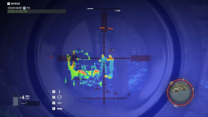 Ghost Recon Breakpoint thermal scope