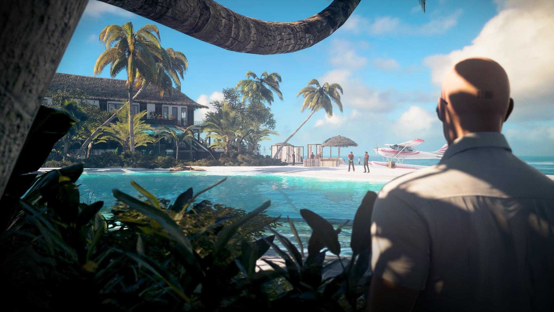 Hitman 2 S Trip To The Maldives Packs Some Lethal Luggage Rock Paper Shotgun