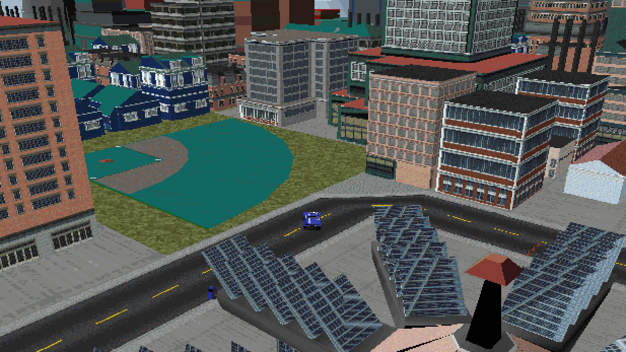 Streets Of SimCity can now run on modern PCs thanks to fan tinkering