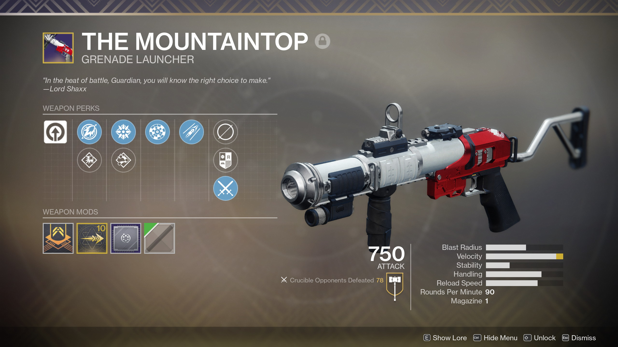One of Destiny 2's best weapons is now way easier to get