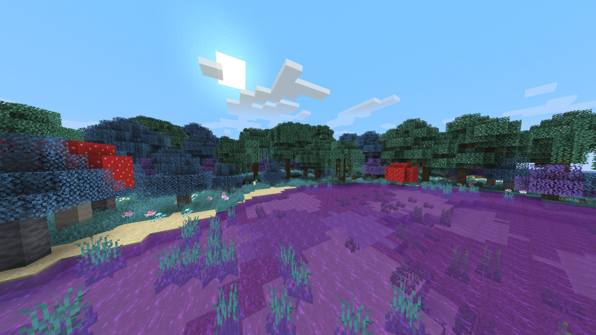Mods Minecraft 1.14 - Biomes O 'Plenty